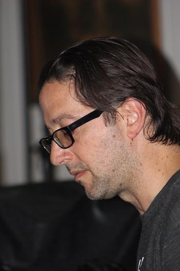 Mike closeup