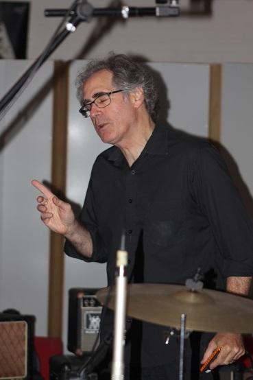 Richard conducting