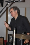 Richard conducting