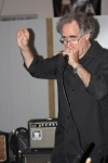 Richard playing and conducting
