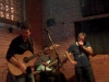 Richard Hunter with the Brian Maw Band at the Bridge, Pocatello, ID, Nov 17 2012