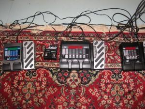 RP250-355-2255 setup July 12 2010