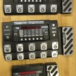 What do the Digitech RP500, RP1000, and RP355 have in common?  An expression pedal.  And we're glad.