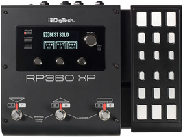 The RP360XP: a very nice device, and the host of our latest patch set