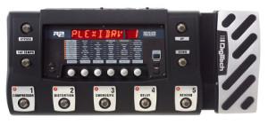 Digitech RP500 top view