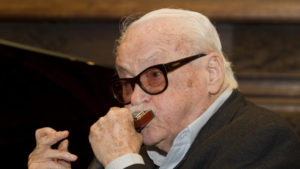 Toots Thielemans at 90, blowing strong.